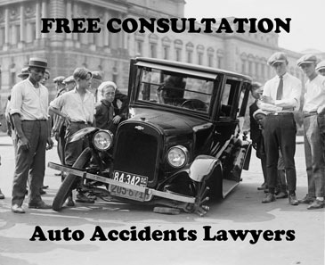 automibile Injury Accident representation